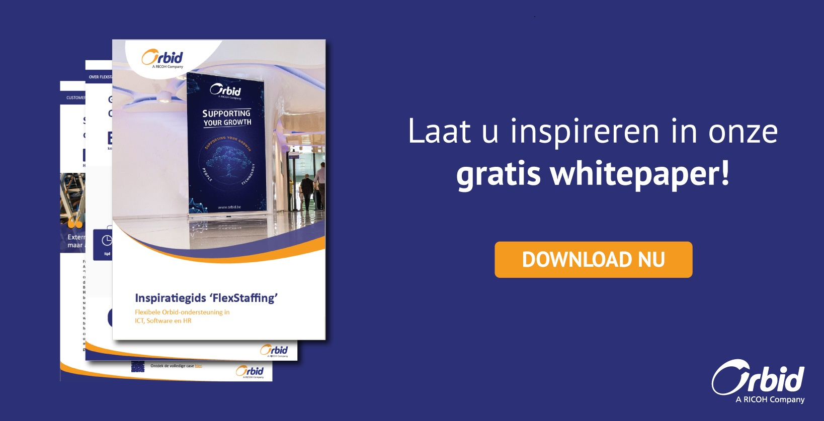Download hier onze whitepaper rond FlexStaffing - Orbid
